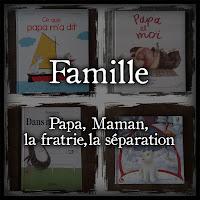 Nos belles histoires sur la famille, Papa, Maman (sélection de livres pour enfant)