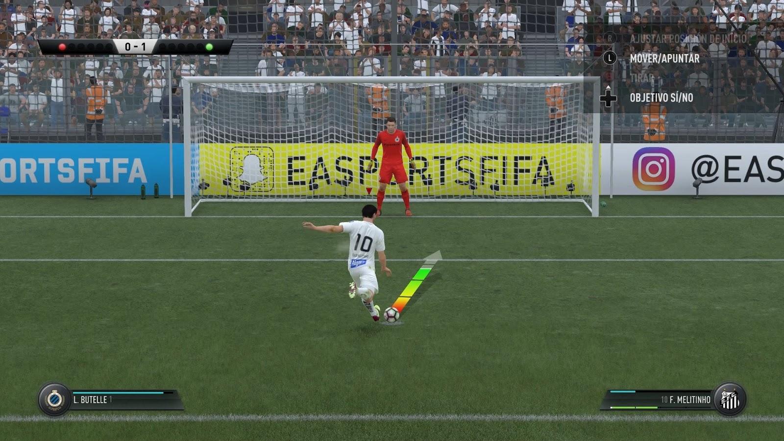 FIFA 17 ESPAÑOL PC (STEAMPUNKS) LATINO y CASTELLANO + REPACK 7 DVD5 (JPW) 7