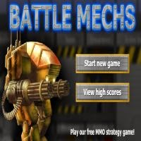 Battle Mechs Game