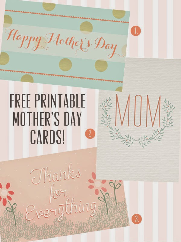 lovely mother's day cards