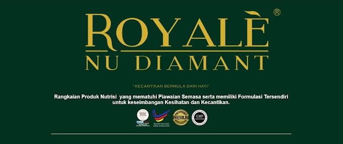 Royale Nu Diamant Serum Plus+ : Produk Terbaik Rawat Jeragat