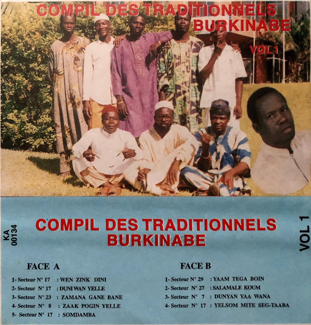 Traditional African music tribal vocal polyphony ceremony Mossi Moré ritual muslim musique africaine polyphoniques