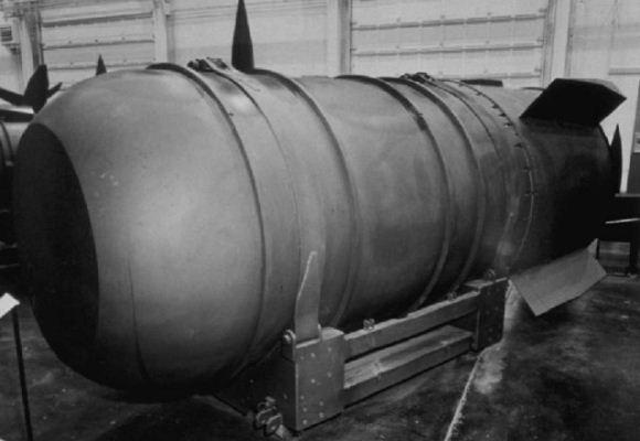 Bom nuklir Mk-36