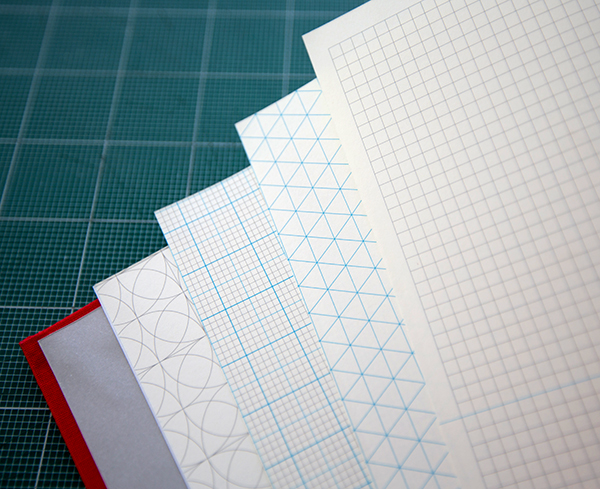 grids & guides paper
