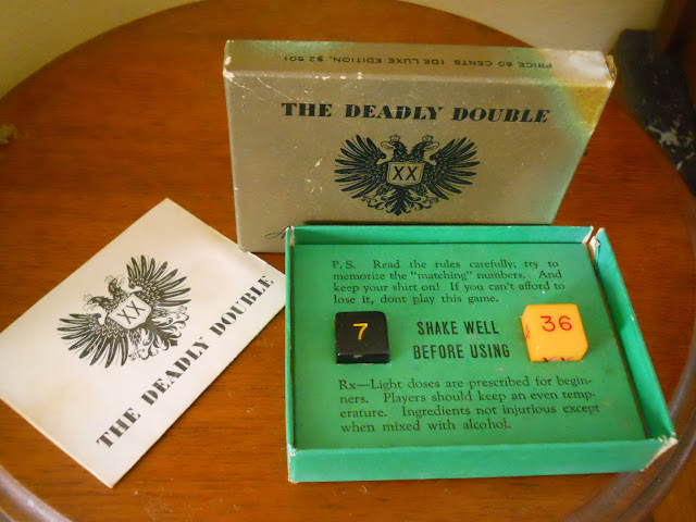 The Deadly Double board game worldwartwo.filminspector.com