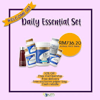 PROMOSI DAILY ESSENTIAL SET