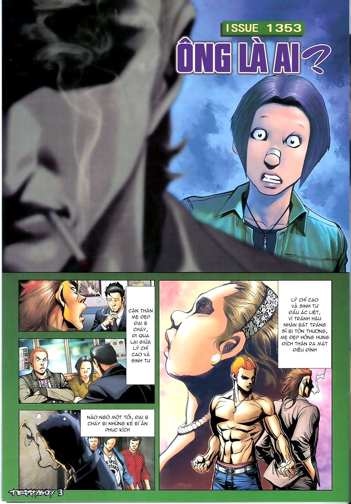 Người Trong Giang Hồ - Chapter 1353: Ông là ai - Pic 2