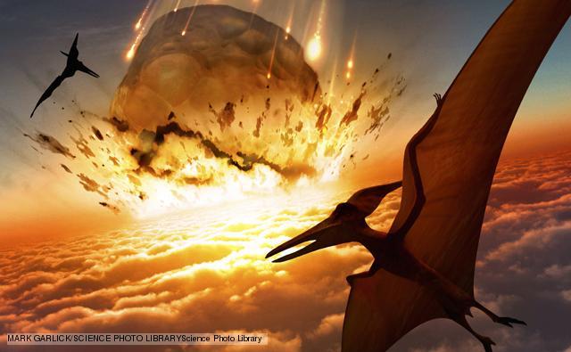 Peristiwa Kepunahan Kapur–Paleogen