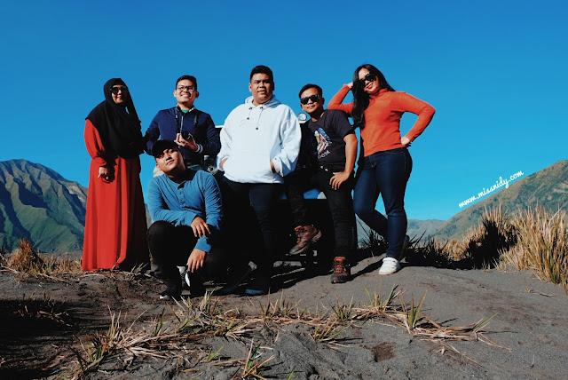 open trip ke gunung bromo dari malang