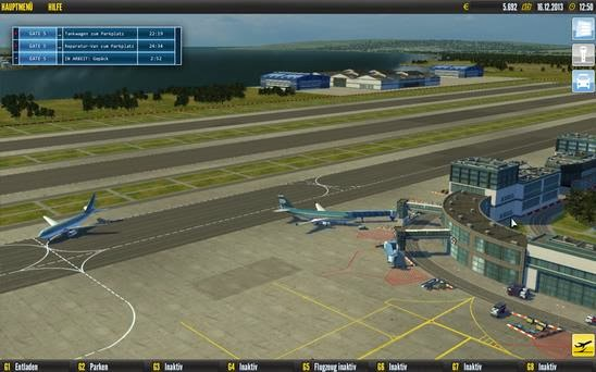 Download Airport Simulator 2014 Game PC