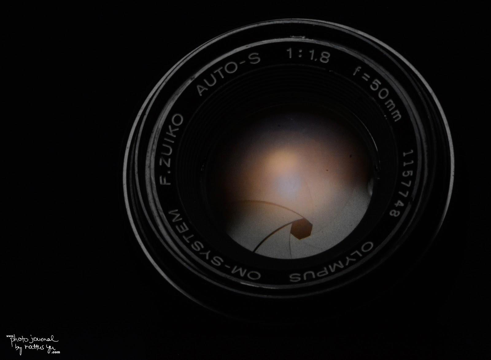 Olympus F.Zuiko Auto-S 50mm f/1.8