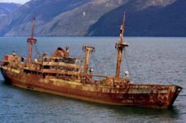 ظهور سفينة بعد 90 عاماً من اختفائها في مثلث برمودا! لن تصدق ماذا وجدوا بداخلها !!