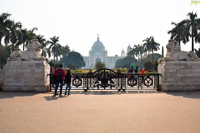 Victoria Memorial Kolkata @DoiBedouin