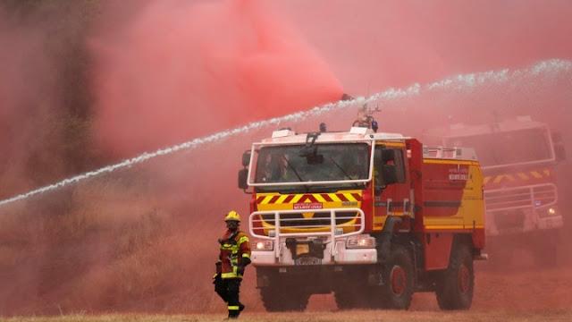 49,9 βαθμούς έφτασε η θερμοκρασία στα Σόδομα - 100αδες φωτιές στο Ισραήλ