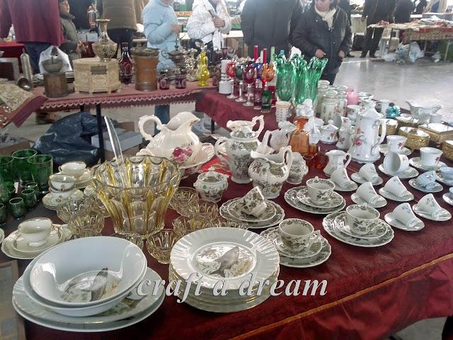 ayrancı antika pazarı