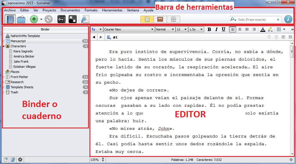 scrivener windows