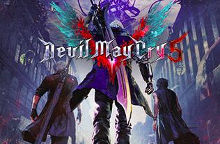 Devil May Cry 5 - Game terlaris 2019