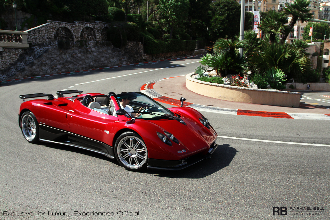 Passion For Luxury Monaco Super Cars Photography By