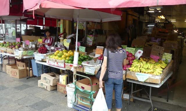 Hawaii - Markt in Chinatown