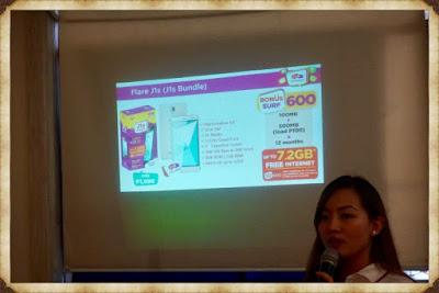 Cherry Mobile, Cherry Prepaid, Cafe Georg, Cherry Prepaid Handset Bundles, Cebu Blogging Community