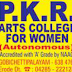 P.K.R Arts College for Women, Gobichettipalayam, Wanted Assistant Professor Plus Non-Faculty