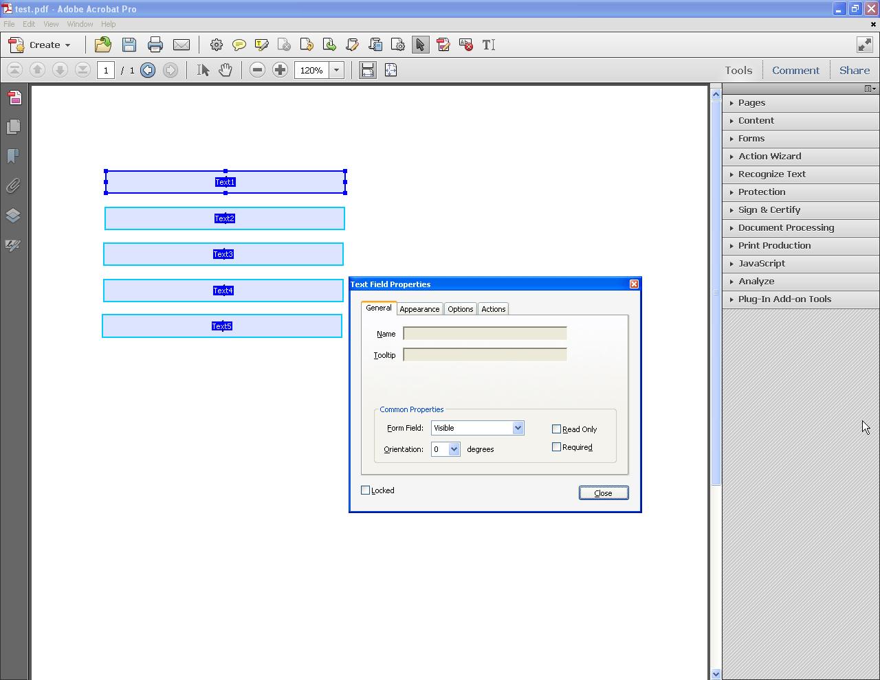 Custom-made Adobe Scripts: 2012