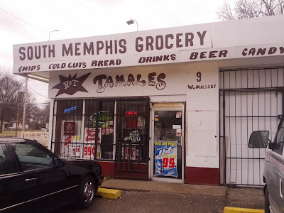 memphis que more florida street daisy 39 s soul food and south memphis grocery. Black Bedroom Furniture Sets. Home Design Ideas