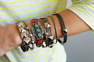 14 projetos diy de lindas pulseiras para você arrasar