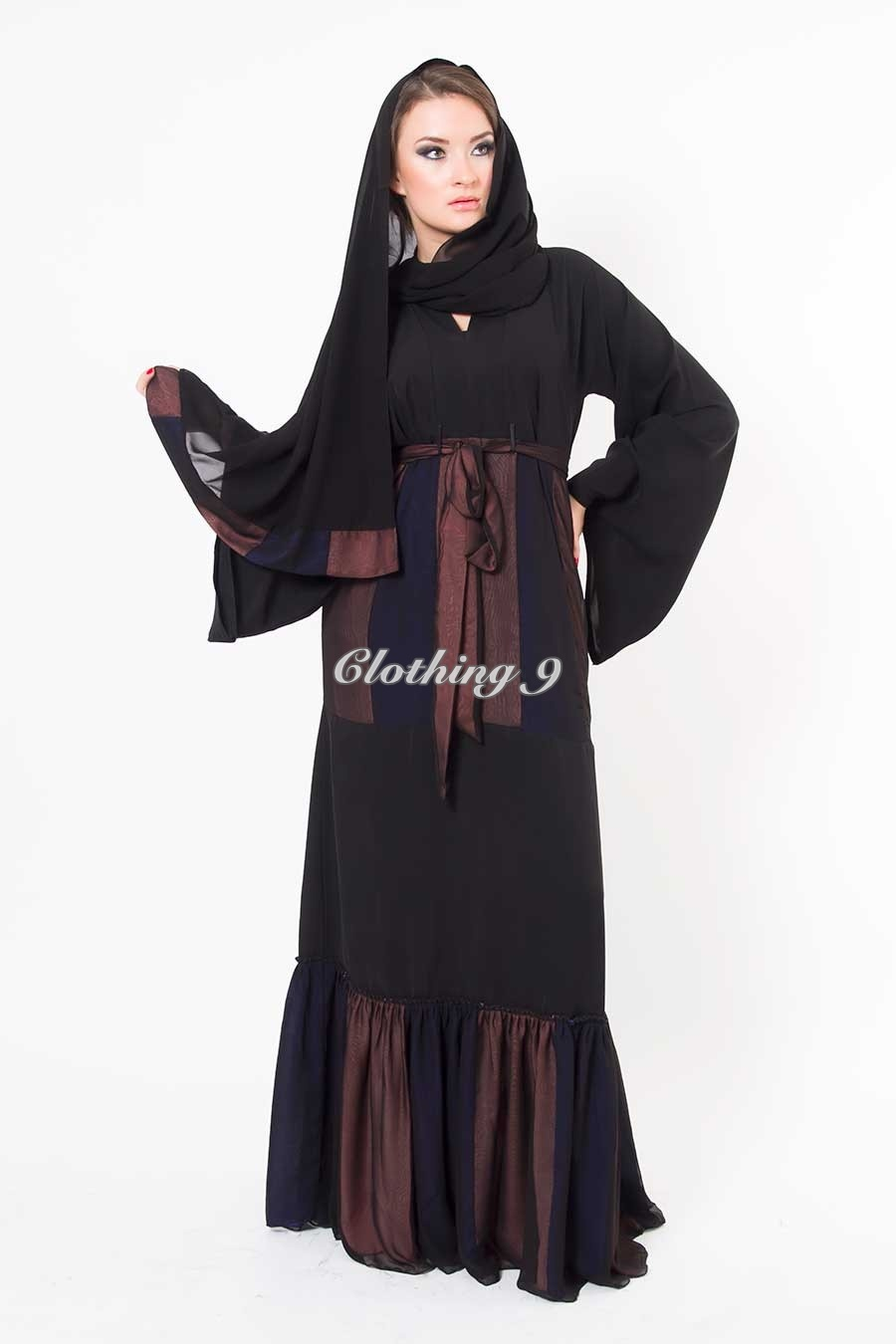 gulf abaya 2013 designer abaya styles from gulf