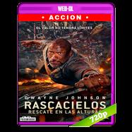 Rascacielos: Rescate en las alturas (2018) WEB-DL 720p Audio Dual Latino-Ingles