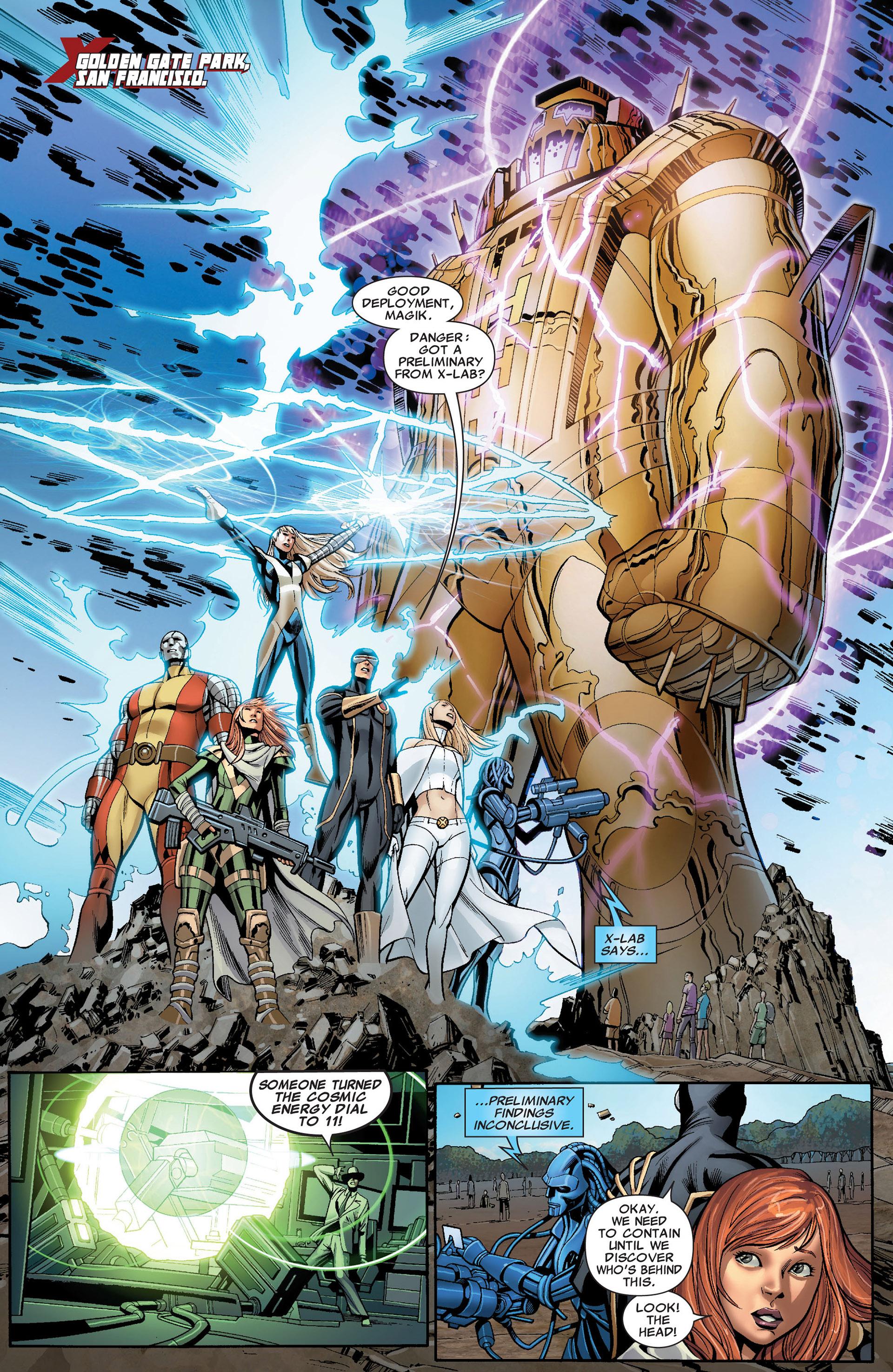 Read online Uncanny X-Men (2012) comic -  Issue #1 - 14