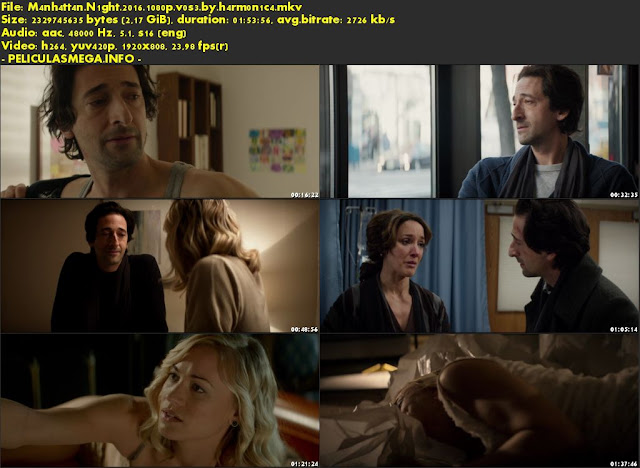 Descargar Manhattan Night Subtitulado por MEGA.