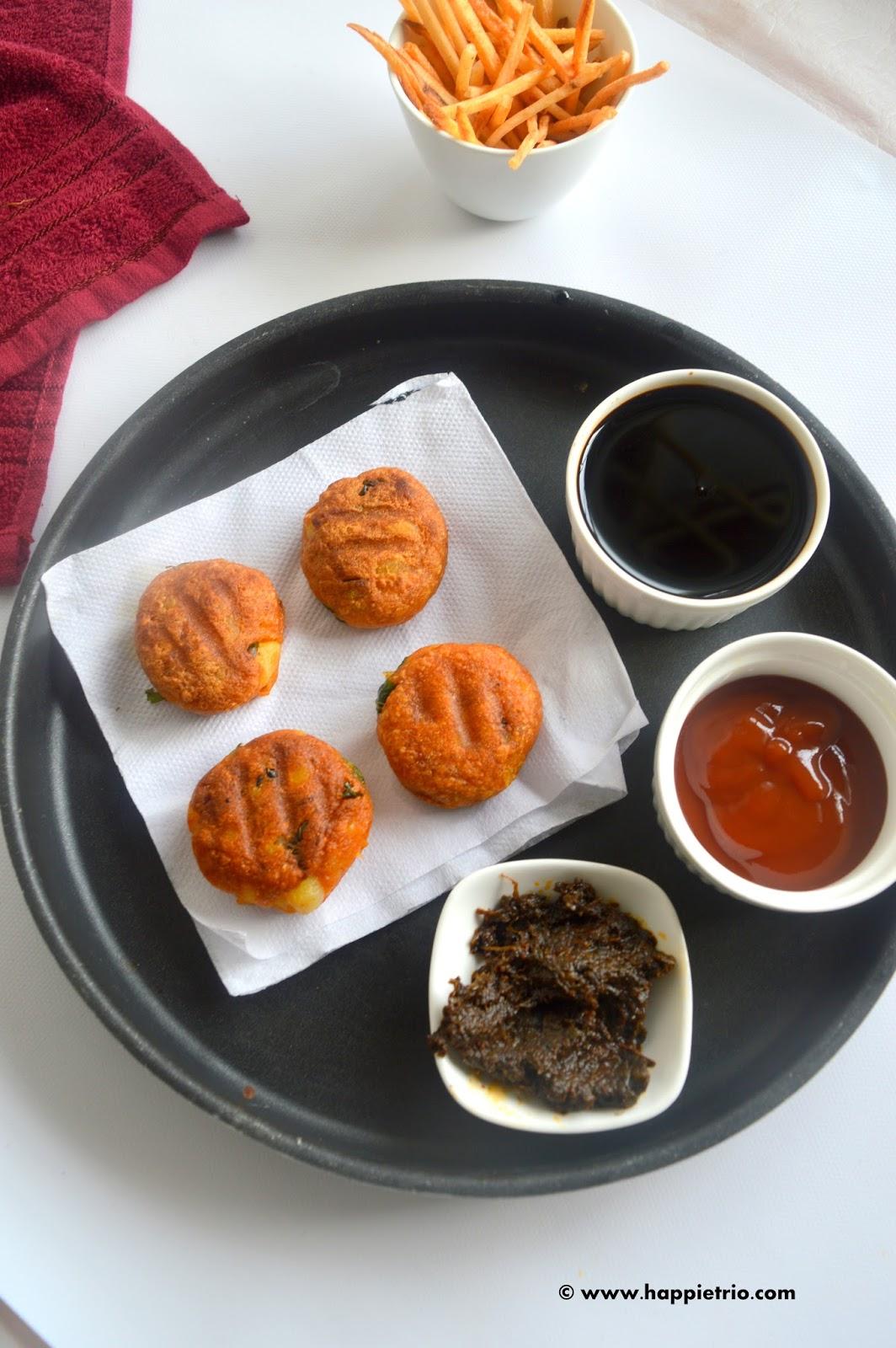 Grilled aloo tikki recipe aloo ki tikki recipe potato patties aloo tikki is one of the famous north indian street food every region of india have their own variations in their aloo tikki forumfinder Gallery