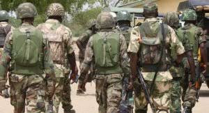 Image result for Crocodile Smile: Troops arrest bishop and 18 others for robbery, kidnapping