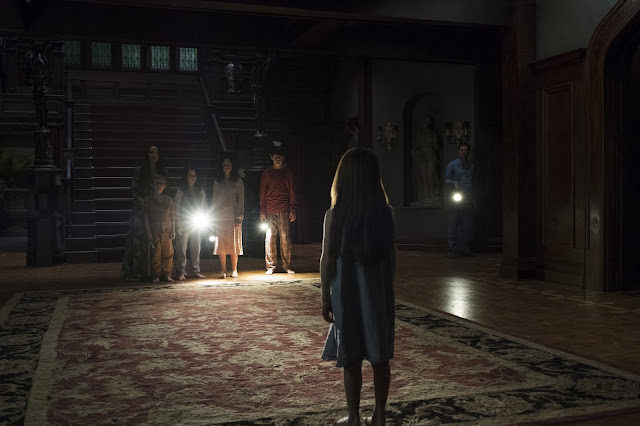 the haunting of hill house netflix dizi