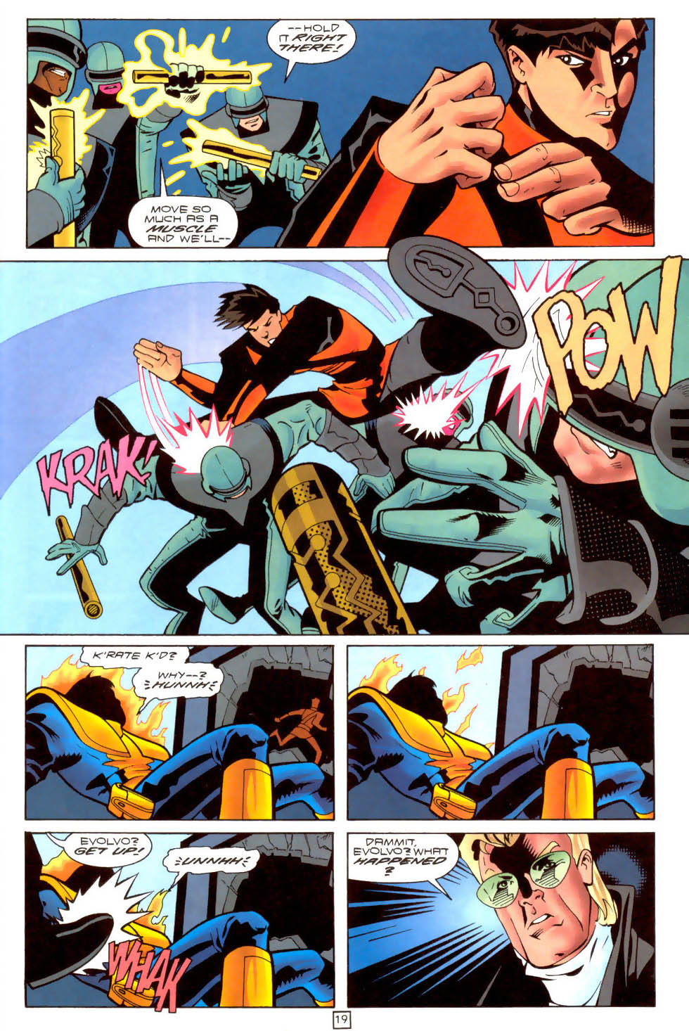 Legion of Super-Heroes (1989) 103 Page 18