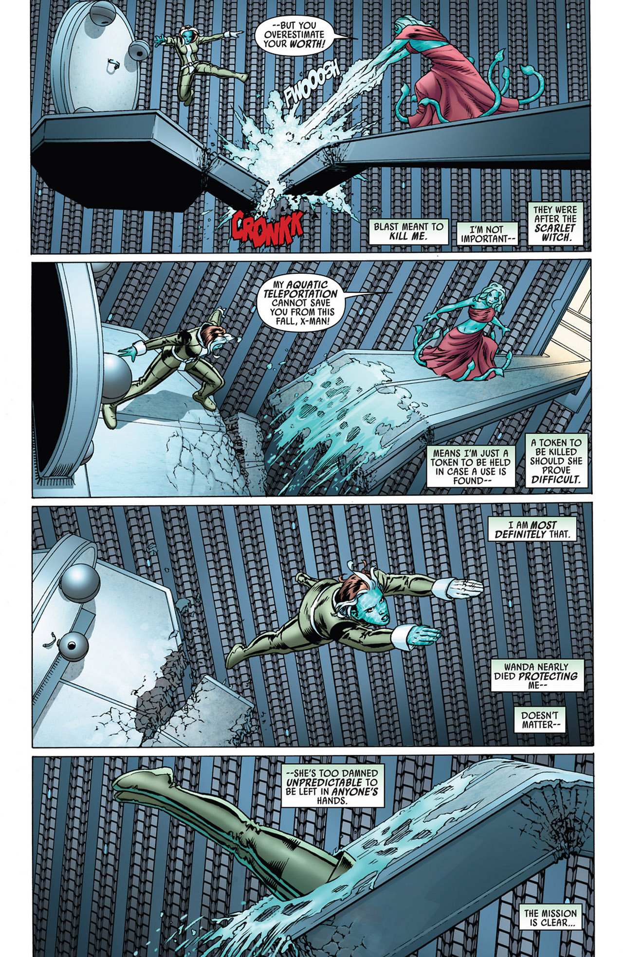 Read online Uncanny Avengers (2012) comic -  Issue #2 - 12