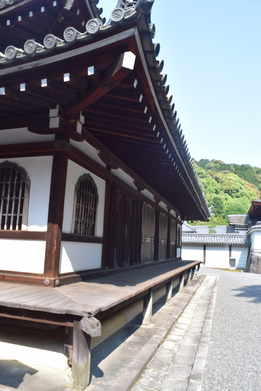 Sennyuji Kyoto Temple