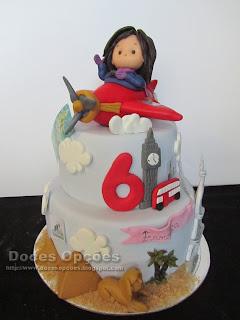 bolo marvilhoso doces opções