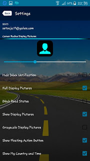 BBM MOD Transparent V2.13.0.22 Apk Terbaru 2016