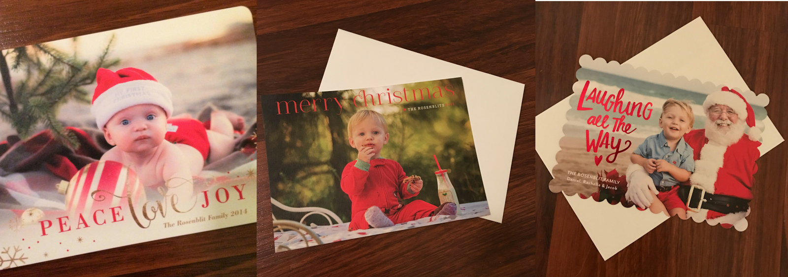 Mailing out the Merry with Tiny Prints | Tuesdays with Jacob