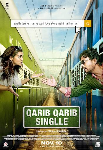 Qarib Qarib Singlle 2017 pDVDRip Hindi 700MB
