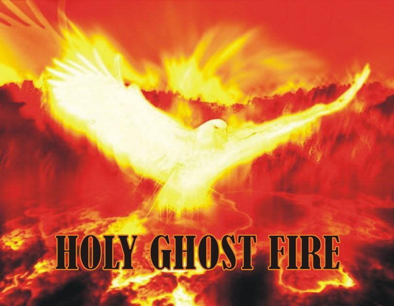 THE MYTH CALL 'HOLY GHOST FIRE' | Gavin Aleogho's World