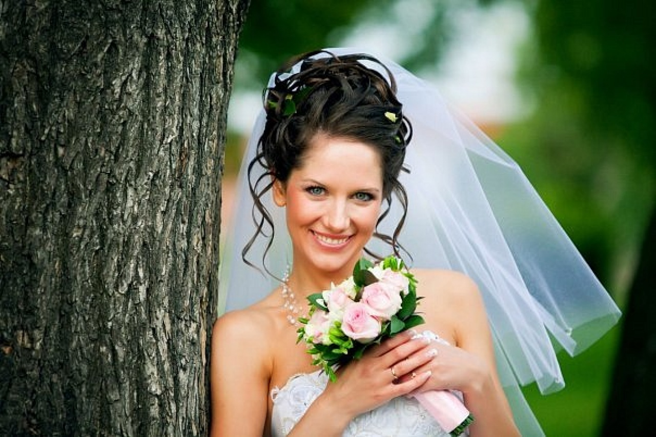 Attractive Marriage Ceremony Hairstyles For Beautiful