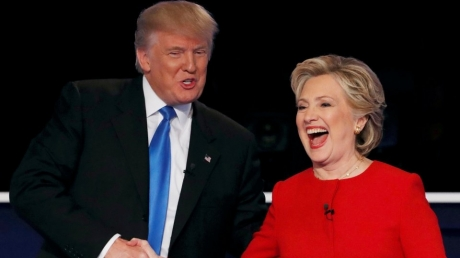 Donald Trump: 'I didn't want to embarrass her' boasts after first debate against Clinton