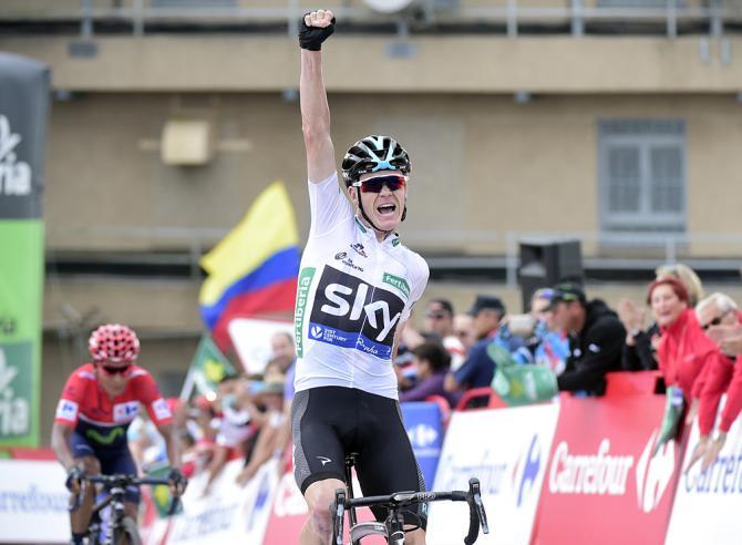 Vuelta a España 2016 - 11ª Etapa