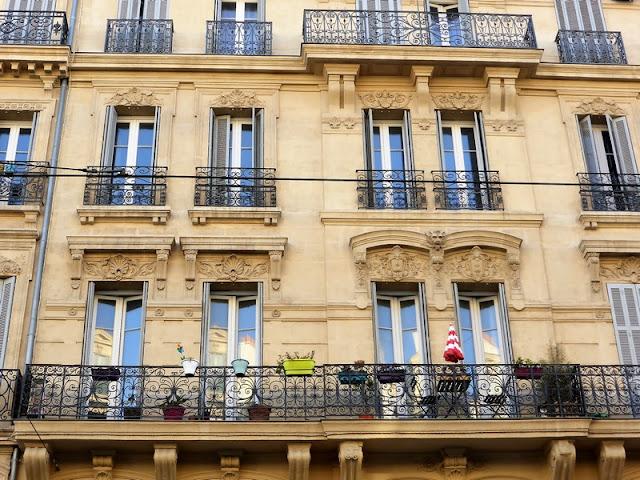Marsella, edificio Puerto Viejo