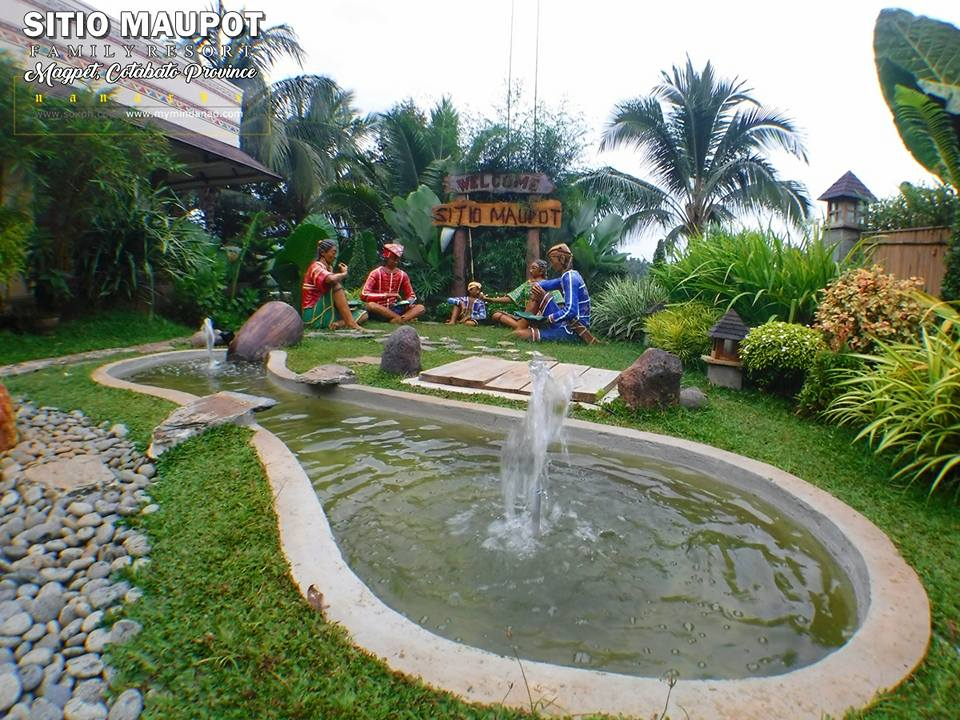 Sitio Maupot Family Resort, Maupot Bali Village in Magpet, Cotabato