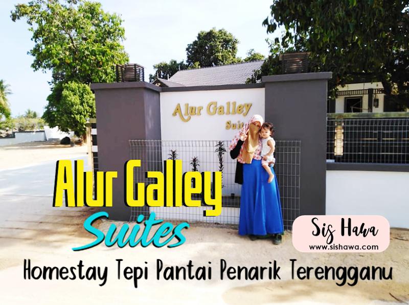 Homestay Tepi Pantai Penarik Terengganu - Alur Galley Suites (Homestay Special, Lain Daripada Yang Lain)
