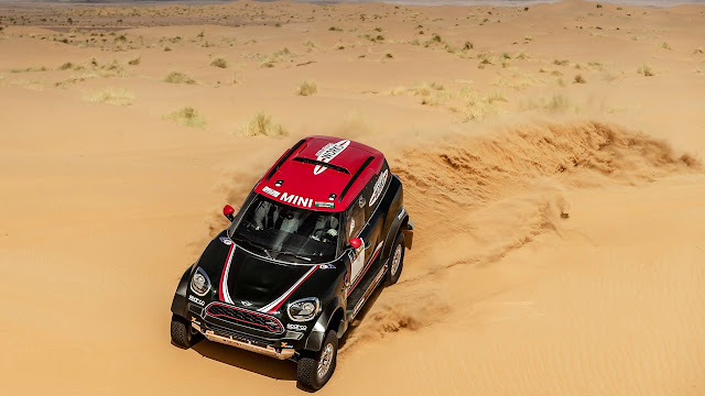 2017 Mini John Cooper Works Rally